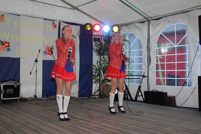 Claudia i Kasia Chwołka były gwiazdami Majówki w Kocurach.