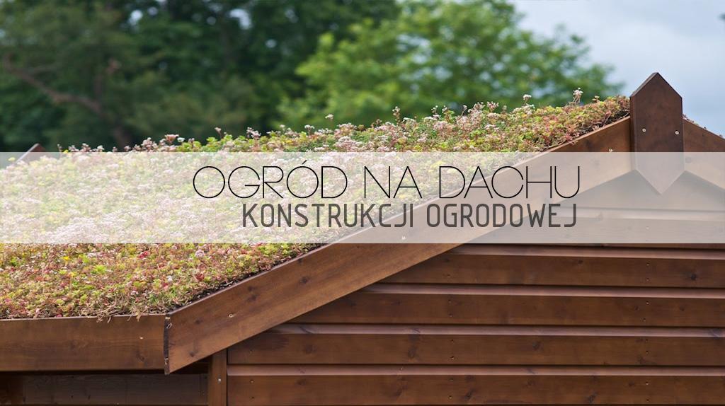 Ogród Na Dachu Konstrukcji Drewnianej Vertit Studio