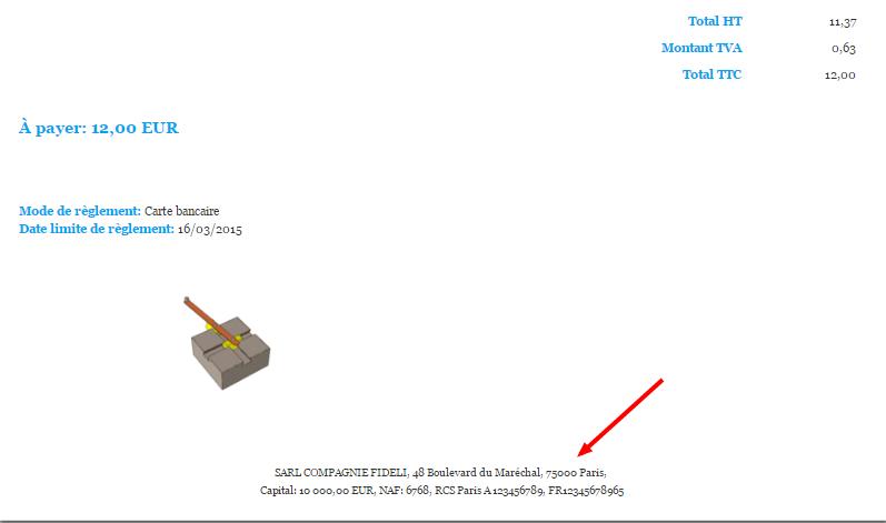 aide en ligne bas de page des documents. Black Bedroom Furniture Sets. Home Design Ideas