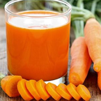 Making Carrot Juice for good health