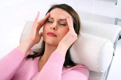 How can I reduce headaches caused by stress?