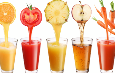 A Glass of juice for a good health |14 Days Wellness magazine Wake Up Challenge