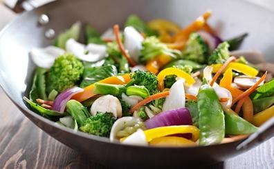Burgers Vs. Salads