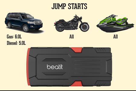 motorcycle jump starter