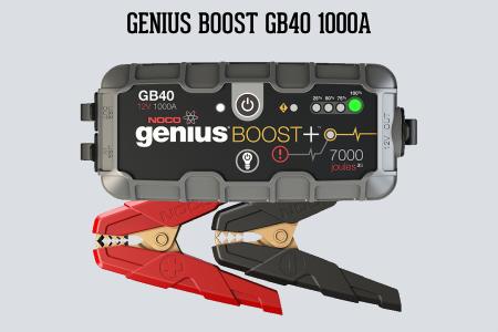 genius boost portable jump starter