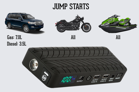compact portable jump starters