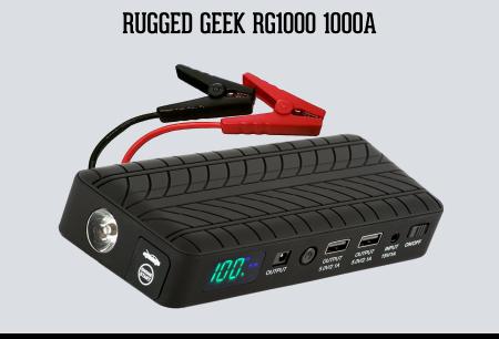 rugged geek portable jump starters