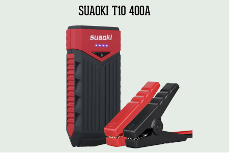 suaoki portable jump starters