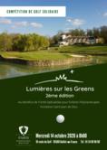 Affiche lumi%c3%a8res sur les greens bis