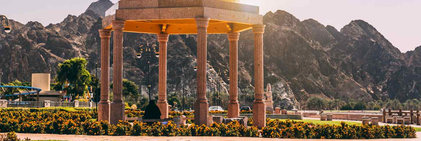 City of muscat in oman
