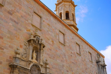 El salvador church in burriana castellon