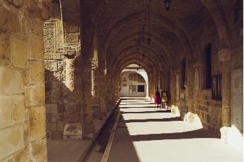 Old cyprus city of larnaca