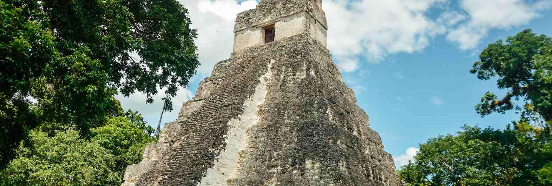 Tikal archaeological & national park.