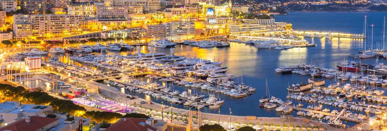 Monaco monte carlo harbour