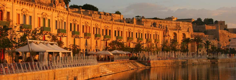 Valletta waterfront malta Free Photo