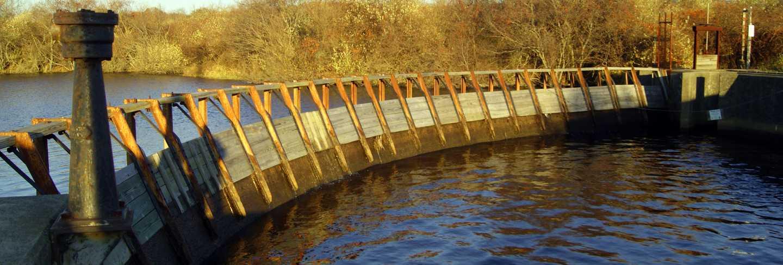 Dam, historic