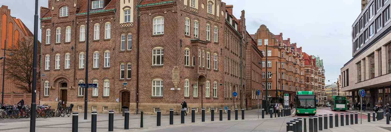 Malmo cityscape