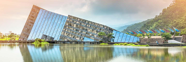 Taiwan yilan lanyang museum