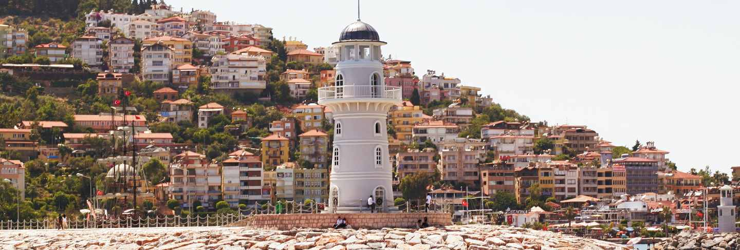 Alanya lighthouse