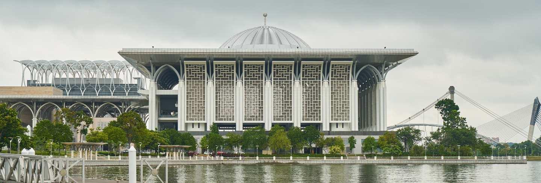 Religion islam malaysia architecture putrajaya