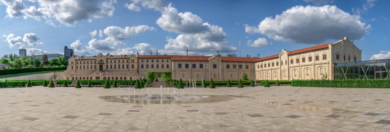 Mimi castle winery in anenii, moldova