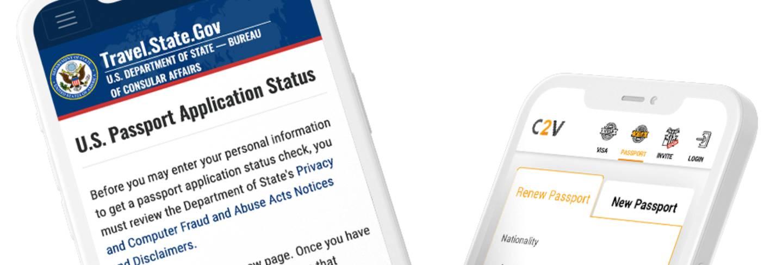 US Passport Status
