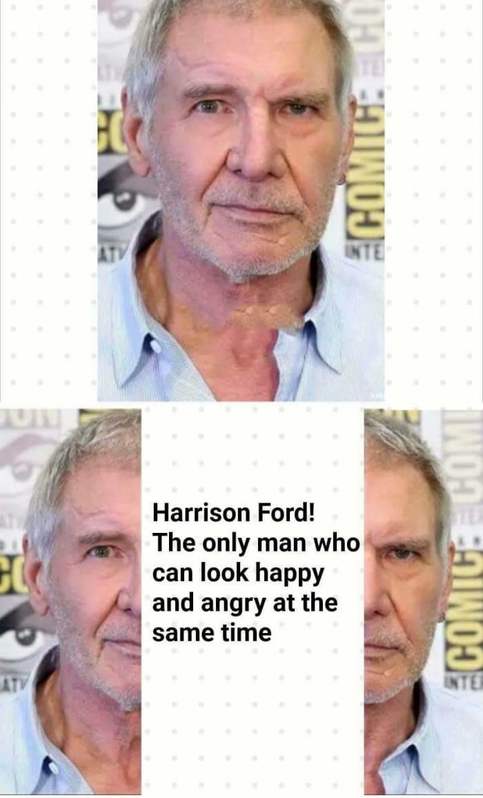 Double face Harrison