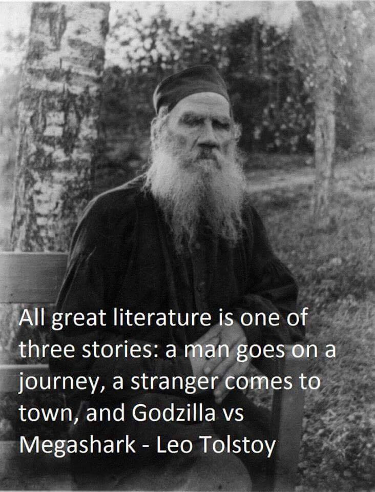About great literature