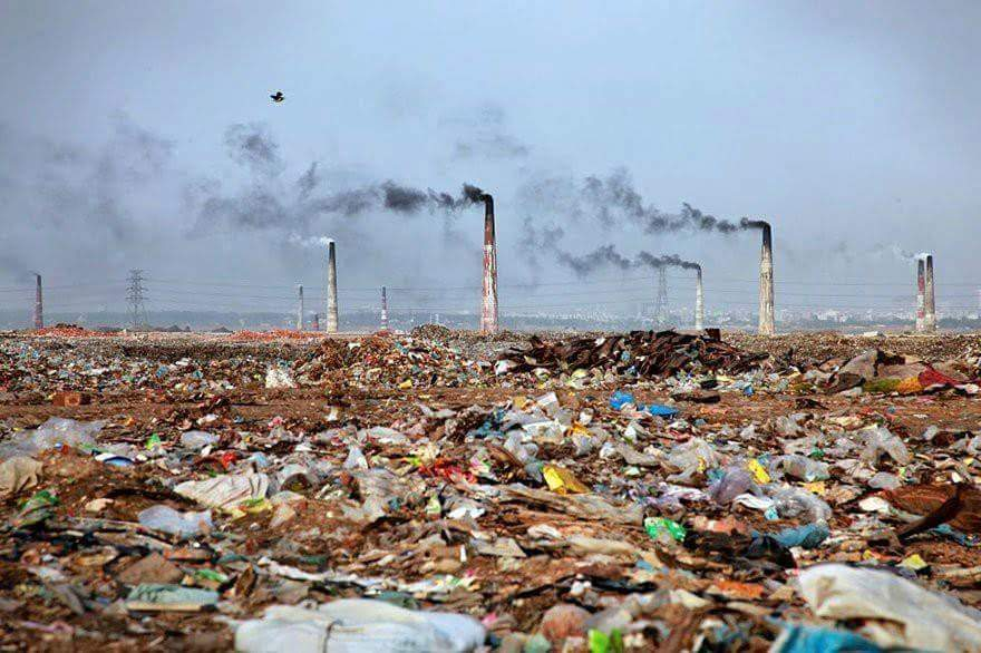 Pollution, what are we doing?