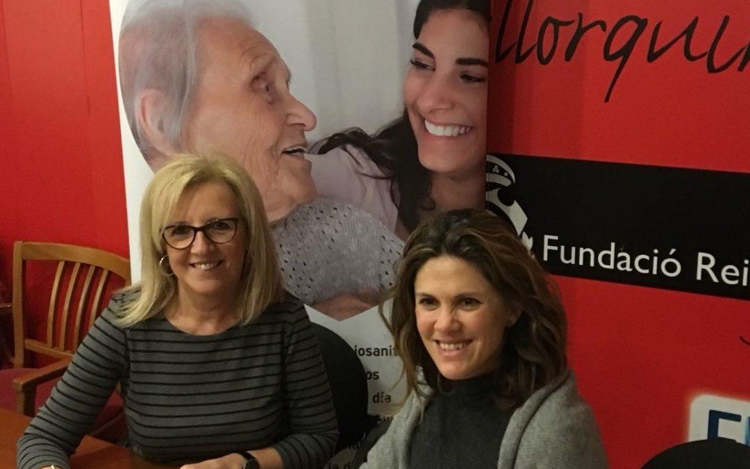 DomusVi renova el seu compromís amb la Fundació