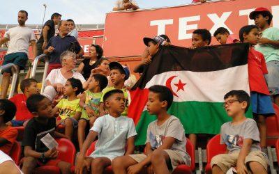 L'Associació d'Amics del Poble Saharuí al Trofeu Ciutat de Palma