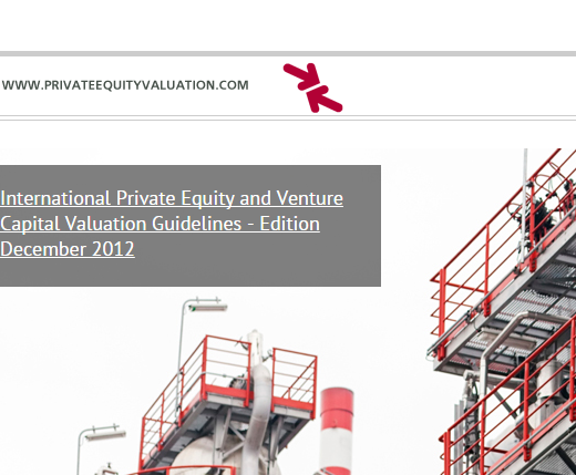 IPEV Valuation Guidelines