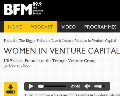 Women in Venture Capital