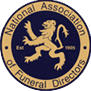 NAFD logo - National Association of Funeral Directors