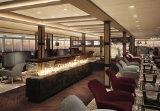 Ft Roald Amundsen Lounge Hurtigruten