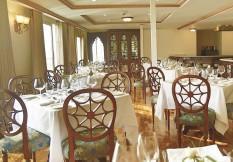 India 2021 Ft Ganges Voyager 1 Dining Room