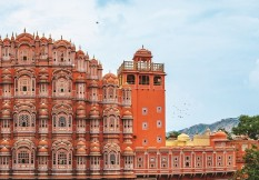 India 2021 Ft Ss1150541366 Hawa Mahal Jaipur