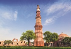 India 2021 Ft Ss150596123 Qutub Minar Delhi