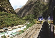 Pe18 Machu Picchu Train