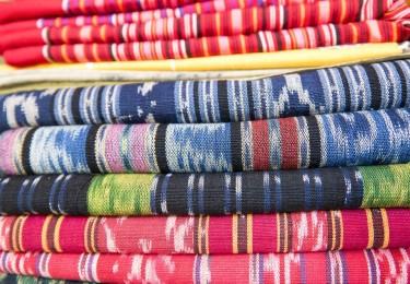 Ceramics and textiles