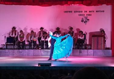 Folk dancing and chocolate!