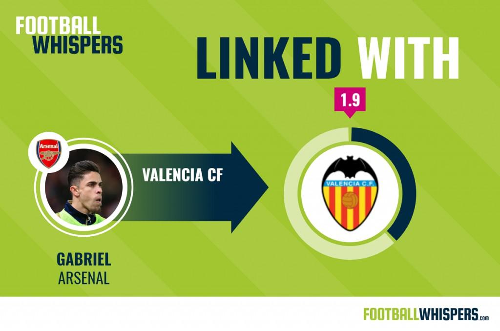 Gabriel linked to Valencia