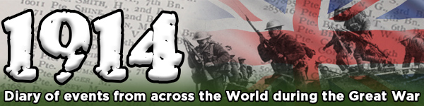 1914 Great War Timeline & detailed history of WWI