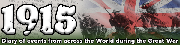 1915 - Great War Timeline & detailed history of WWI