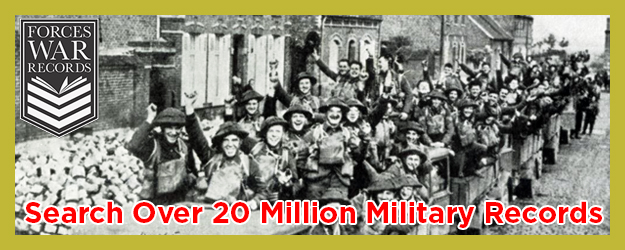 Forces War Records now has Over 20 Million Military Records available to search online!