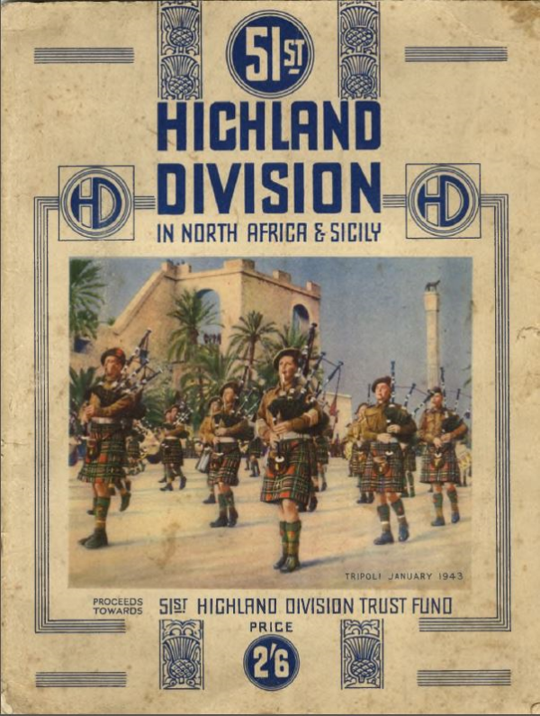 51st Highland Division in North Africa & Sicily, Forces War Records Collection