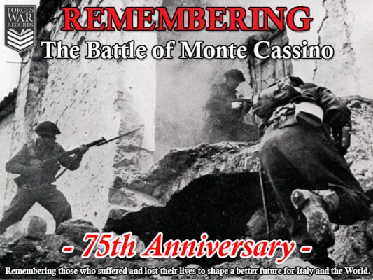 75th ANNIVERSARY - MONTE CASSINO