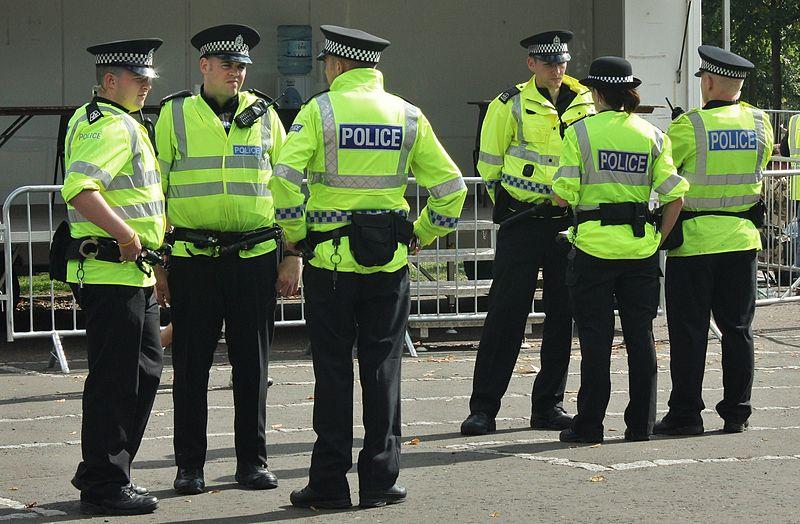 Wiki Image - Glasgow Police