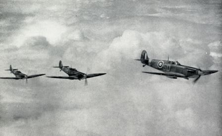 ON THIS DAY - 10TH JULY 1940 - BATTLE OF BRITAIN - THE ...