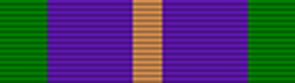 Accumulated Campaign Service Medal ribbon